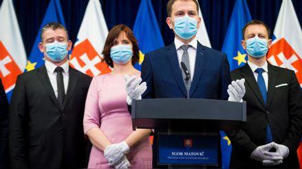 Eslovaquia rastreará teléfonos de sus ciudadanos para evitar que salgan de sus casa durante la cuarentena