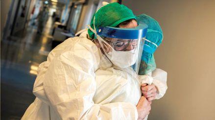 Italia registra el menor número de contagios con coronavirus en veinte días
