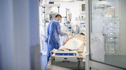 Francia registra el mayor aumento diario de muertes y supera la barrera de los 3,000 fallecidos