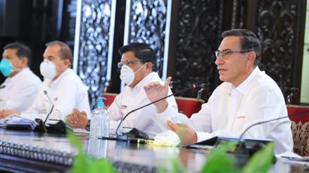 Zeballos y ministros de Estado se presentarán en el Congreso para explicar acciones contra el coronavirus