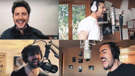 David Bisbal y 49 artistas se unen para cantar