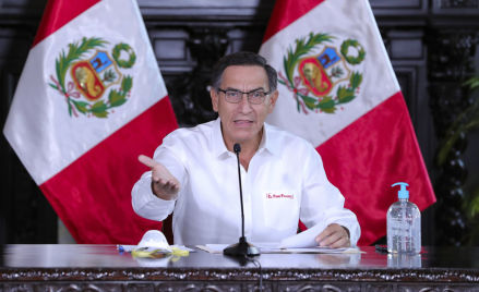Vizcarra anuncia reforma: