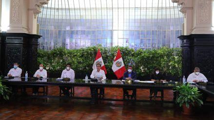 Gobierno conforma Comando de Operaciones COVID-19 para coordinar acciones en Salud frente a la pandemia