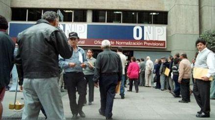 Estado de Emergencia: ¿Qué pasará con los afiliados a la ONP?