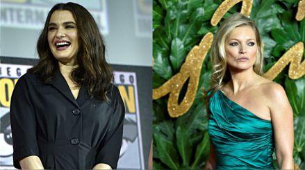 Rachel Weisz y Kate Moss donan ropa para recaudar fondos destinados a investigar el nuevo coronavirus