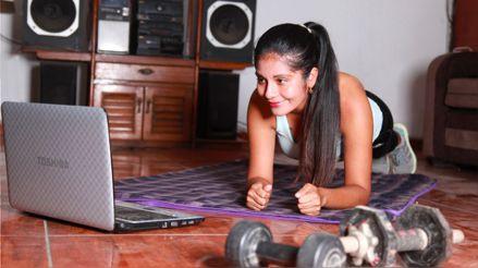 ¿Cómo realizar actividad física durante la cuarentena? [AUDIOS]