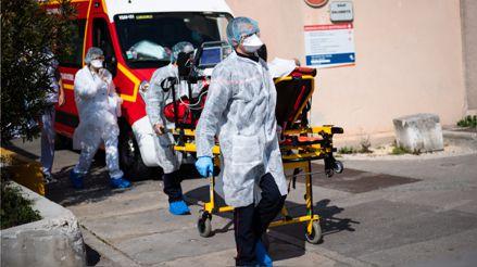 Francia suma ya más de 6,500 fallecidos a causa del coronavirus
