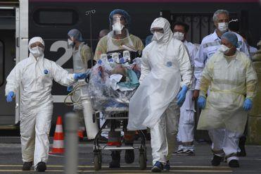Coronavirus en el mundo: Pandemia deja casi 60.000 muertos en el mundo y 1.122.320 contagios en 190 países