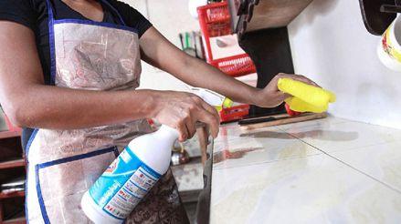 Inacal: Conoce cómo desinfectar tu hogar y manos [Audiogalería]