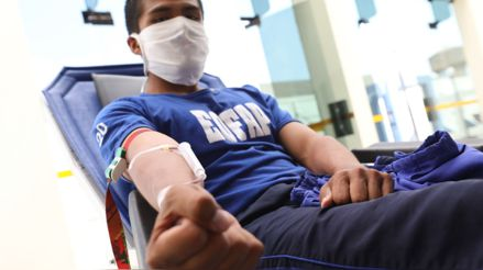 Realizan campaña de donación de sangre en los supermercados [AUDIOS]