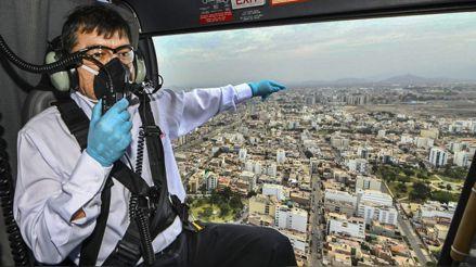 Lima: ¿Por qué Jesús María es el distrito con más infectados? [Audiogalería]