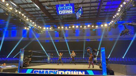 """WWE fue calificado como """"negocio esencial"""" por gobernador y hará programas en vivo a pesar del coronavirus"""