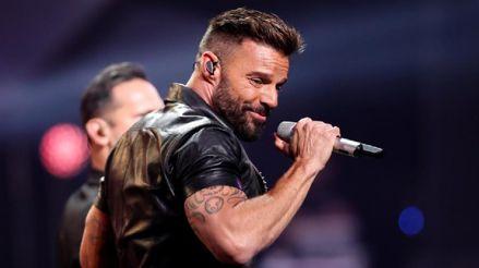 """Ricky Martin a casi un mes de cuarentena: """"Ahora todo está mucho más tranquilo"""""""
