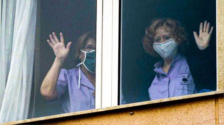 Médico Ernesto Gozzer: Se necesitan equipos dedicados para acompañar a pacientes de COVID-19