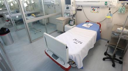 3 108 pacientes de COVID-19 en Perú fueron dados de alta