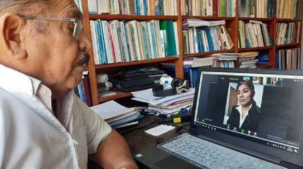 Tacna: Bachiller se gradúa de médica tras sustentar tesis de manera virtual en Universidad Jorge Basadre