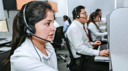 Call centers: Más de 1,000 operadores apoyan a la línea 113 del Ministerio de Salud [Audiogalería]