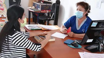 Coronavirus en Perú   Devida y Diresa brindan asistencia en salud mental para médicos, enfermeros y vecinos de  Huánuco