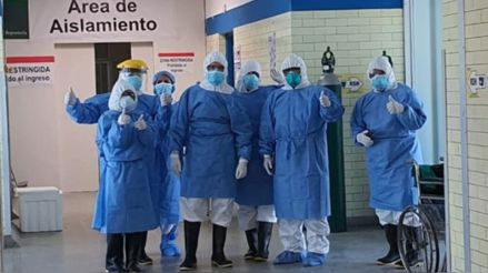 Minsa: 6 968 personas que contrajeron COVID-19 vencieron al virus y fueron dadas de alta
