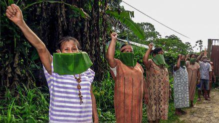Mil 800 comunidades indígenas amazónicas solicitan apoyo del Gobierno [Audiogalería]