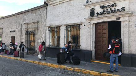Arequipa: Personas que cumplen cuarentena en hoteles pagarán 40 soles diarios