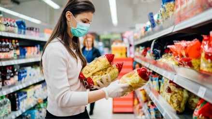 Coronavirus: ¿Debemos desinfectar los alimentos que traemos a casa?