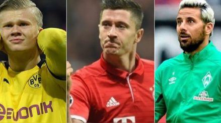 Alemania contempla el regreso de la Bundesliga, pero con jugadores utilizando mascarilla
