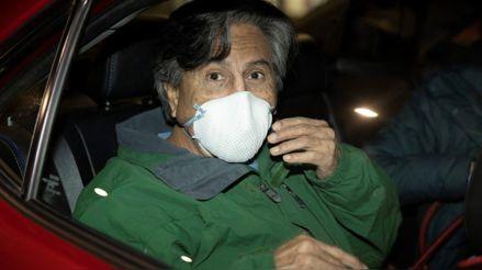 Toledo rompió cuatro veces su arresto domiciliario en EE.UU. pese a riesgo por coronavirus