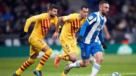 La Supercopa entre FC Barcelona y Espanyol será suspendida