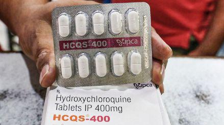 Coronavirus: ¿Por qué la demanda de hidroxicloroquina disminuyó en hospitales de EE.UU.? [Audiogalería]