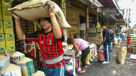 Coronavirus en Perú | Recomendaciones para evitar el hacinamiento en centros de abasto [Audiogalería]