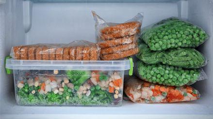 Recomendaciones para congelar y descongelar alimentos