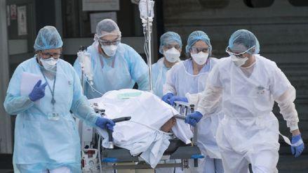 Reino Unido supera a Italia al sumar más de 32 mil muertos por COVID-19