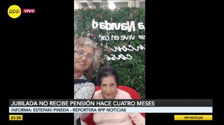 Rotafono de RPP: Jubilada logró cobrar pensión que no había sido depositada desde hace meses