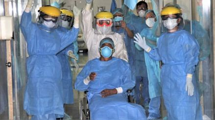 Minsa: 17 527 personas fueron dadas de alta tras recuperarse del coronavirus
