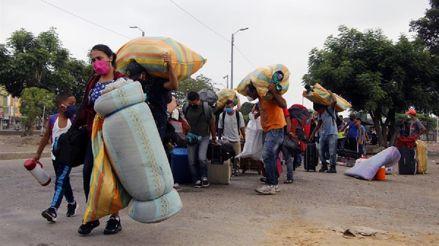 Un vuelo partió de Ecuador con 90 venezolanos que retornan a su país ante crisis por la pandemia