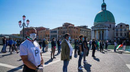 ¿Por qué Italia se convirtió en uno de los principales focos de la COVID-19 en Europa? [AUDIOS]