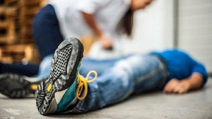 Coronavirus en Perú: ¿Qué hacer si una persona se descompensa en la calle? [Audiogalería]