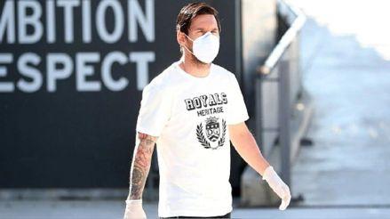 Lionel Messi hizo una importante donación para la lucha contra el coronavirus
