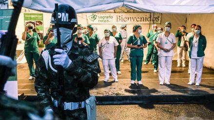 Colombia aumenta presencia militar en frontera amazónica con Brasil y Perú por pandemia
