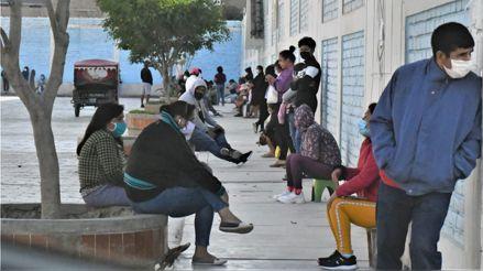 Día 58: Aglomeración y desorden en calles de Chiclayo en plena emergencia por el nuevo coronavirus (Fotos)