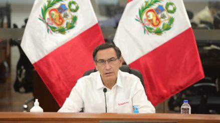 Vizcarra confirma más de 76 mil casos de COVID-19 e hizo un balance de las medidas dictadas por el Gobierno