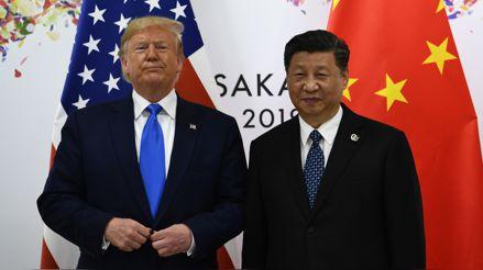 Trump no quiere hablar con Xi Jinping