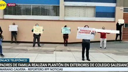 Coronavirus en Perú: Padres de familia reclaman por pensiones de colegios privados [AUDIOS]