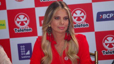 Laura Huarcayo se separó de Dimitri Karagounis tras 15 años de matrimonio