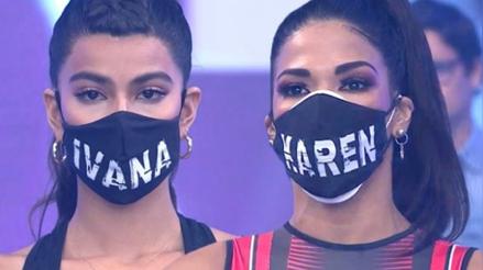 """""""Esto es Guerra"""": Karen Dejo e Ivana Yturbe fueron suspendidas del programa por incumplir la cuarentena"""