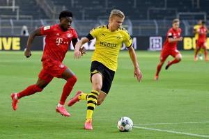 Bayern Munich venció 1-0 a Borussia Dortmund por la fecha 28 de la Bundesliga