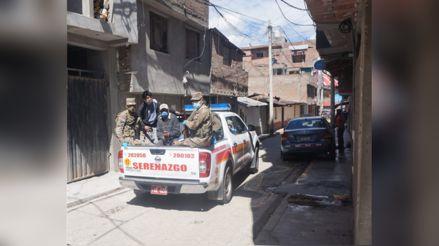 Huancayo: Intervienen a ocho varones en estado de ebriedad durante emergencia
