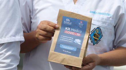 Coronavirus en Perú: ¿Cuál es la finalidad del 'kit médico COVID-19' anunciado por el Gobierno?