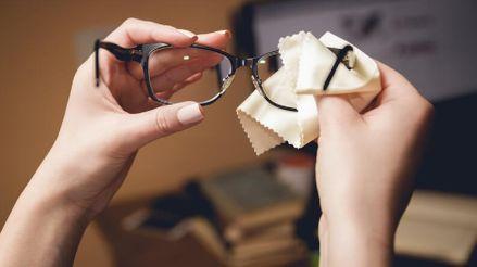 Cuarentena: ¿Cómo limpiar y cuidar los lentes de medida en casa?